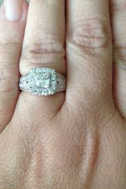 kays jewelers as beautiful stone store for your jewelry show me your littman jewlers zales kay or jared rings weddingbee