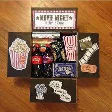 movie night care package gifts u0026 packaging pinterest movie