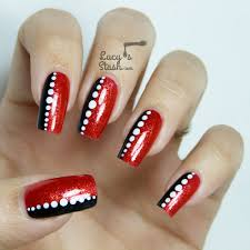 two color nail polish designs nails gallery