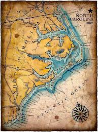 43 best carolina maps for genealogists images on