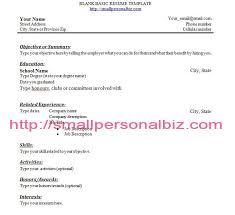first resume builder hitecauto us