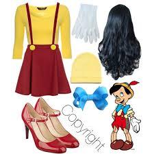 Pinocchio Halloween Costume 11 Funny Halloween Costumes Images