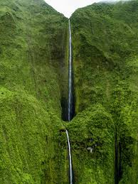 Black Forest Waterfall Window 1 Road To Hana Maui Waterfalls See Waterfalls In Maui