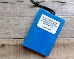 book club ornament gift