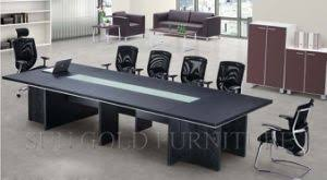 Office Furniture Boardroom Tables China Modern Design Rectangular Conference Table Wooden Boardroom