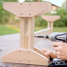 this old house picnic table garden bike storage how to build a picnic table this old house