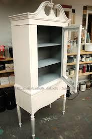 vintage cabinet cupboard fabulously finished