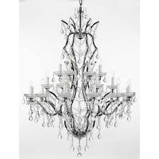 versailles chandelier harrison lane versailles 25 light rococo iron chandelier t40 190