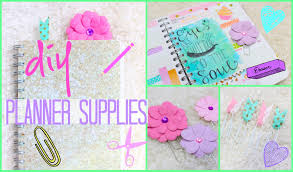 diy planner supplies u0026 how to make more space prettyplanning