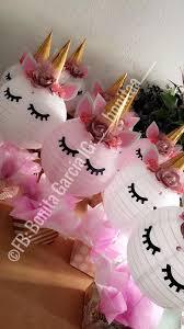 Party Centerpieces Unicorn Centerpieces Pastel Colors Unicorn Centerpieces