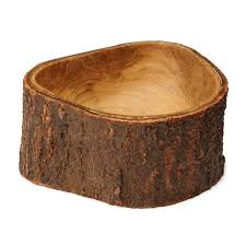 wood bowl rustic mango wood serving bowl acacia tree home uncommongoods