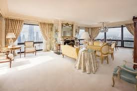 trumps home in trump tower for 23 million you can be donald trump s downstairs neighbor 6sqft