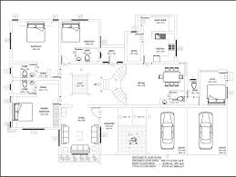 2000 Sq Ft House Floor Plans by Pleasant Idea Kerala Modern Floor Plans 12 Contemporary House Plan