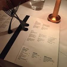 the menu picture of sketch gallery london tripadvisor