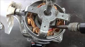 C61 Ceiling Fan Capacitor by Broken Fan Motor Diagnosis For Repair Youtube