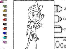 sanjay and craig coloring pages goldie and bear coloring goldie and bear games