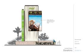 margaritaville cartoon margaritaville applies for u0027iconic u0027 50 foot tall entertainment