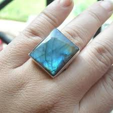 natural gem rings images Buy one of a kind handmade blue color jewelry online at jpg