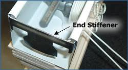 How To Shorten Vertical Blinds To Fit Window How To Cut Down Horizontal Blinds That Are Too Wide