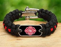 fire survival bracelet images Firefighters survival straps jpeg