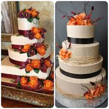 fall wedding cakes fall inspired wedding cakes wedding inspirations