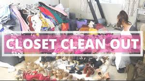 Clean Out Your Closet Closet Makeover How To Reorganize U0026 Clean Out Your Closet