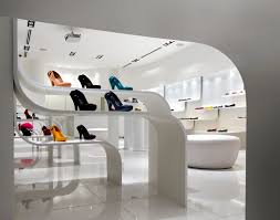 Interior Design Stores Melissa Flagship Store By Blu Water Studio Kuala Lumpur Retail