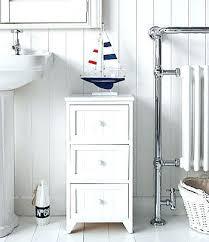 White Freestanding Bathroom Furniture Bathroom Cabinets Free Standing White Chaseblackwell Co