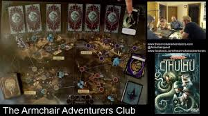 Armchair Adventurer Pandemic Reign Of Cthulhu Eats The Armchair Adventurers Youtube