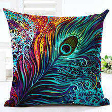 Feather Seat Cushions Online Get Cheap Feather Throw Pillows Aliexpress Com Alibaba Group