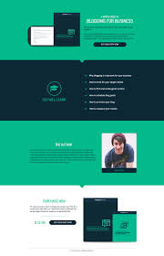 landing page templates for blogger template thursday 5 new templates to grow your business