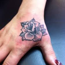 hands tattoo u0027s rose tattoo ideas tattoo hand tattoos for girls