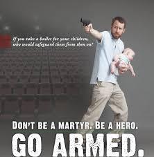 Man Baby Meme - pro gun meme a man a baby a gun selling the second amendment