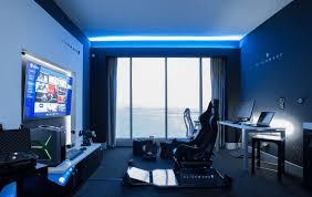 chambre gamer alienware construit une chambre d hôtel pour gamers au panama