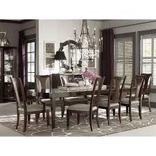 Bassett Dining Room Furniture by Portfolio U2014 Gold Trim Lace Hem