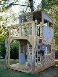 Backyard Treehouse Ideas A Grandmother Approved Treehouse That The Kids Will Love Create