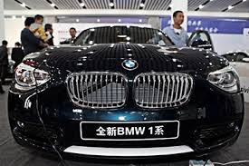 bmw in there is no stopping for bmw in china right now servicing stop bmw