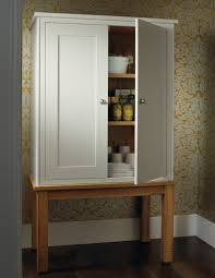 kitchen food pantry cabinet tags contemporary free standing
