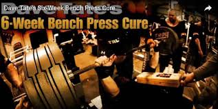 Bench Press Assistance Work Improve Your Overhead Press Old Trainer