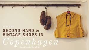 designer second shops six chic vintage shops in copenhagen copenhagen