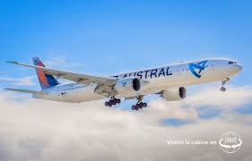 boeing 777 300 er air austral plan cabine visite en 360 des