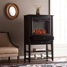 Electric Fireplace With Storage by Mayer Convertible Electric Fireplace Corner Storage Tower Sam U0027s Club