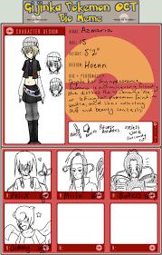 Pokemon Trainer Red Meme - pokemon trainer bio by midisaya on deviantart
