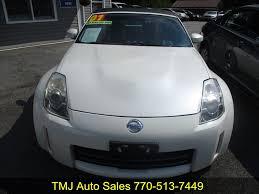 Nissan 350z Automatic - tmj auto sales