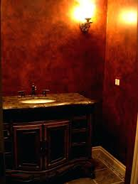 faux painting ideas for bathroom faux finish painting ideas red copper color wash faux finish faux