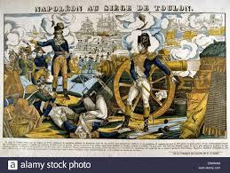 siege napoleon napoleon bonaparte at the siege of toulon 18 september to 18