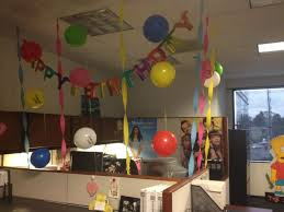 the 25 best cubicle birthday decorations ideas on