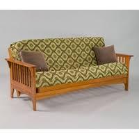 oak futon frames solid oak futons wood futon frames