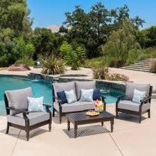 outdoor sofa sets u2013 noble house furniture