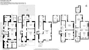6 bedroom semi detached house for sale in kensington gate london